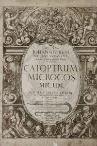REMMELIN: Catoptrum Microcosmicum