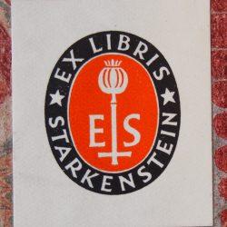 III_A_1 Ex libris Starkenstein